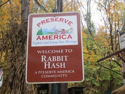 Rabbit Hash Sign image. Click for full size.