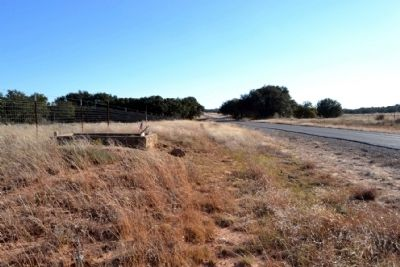 View to South Along FM 382 image. Click for full size.