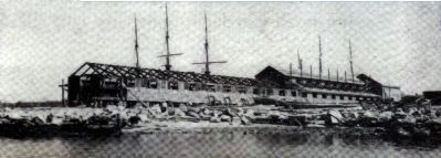 Plymouth Cordage Company Sideview image. Click for full size.