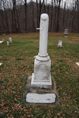 Captina African Methodist Episcopal Cemetery image. Click for full size.