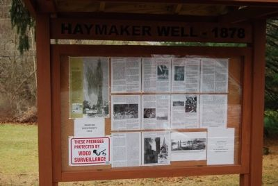 Haymaker Well Display image. Click for full size.