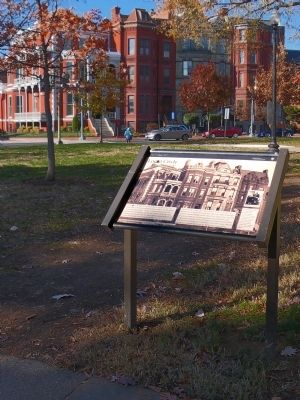 Logan Circle Marker image. Click for full size.