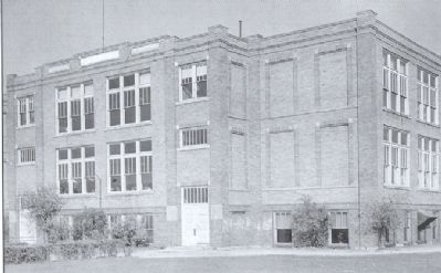 Monroe Township School image. Click for full size.