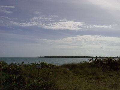 Virginia Key Beach image. Click for full size.