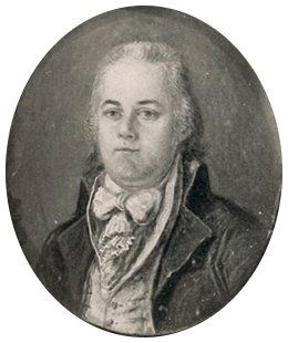 Andrew Ellicott (circa 1799) image. Click for full size.