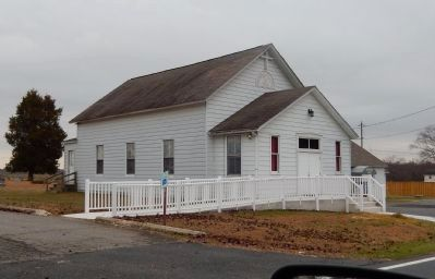 Hosanna AME Church image. Click for full size.