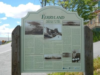 Ferryland Marker image. Click for full size.