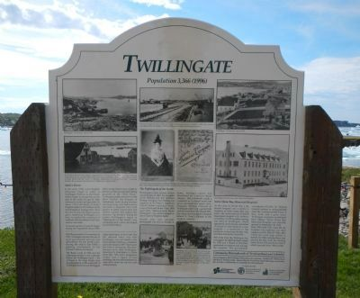 Twillingate Marker image. Click for full size.