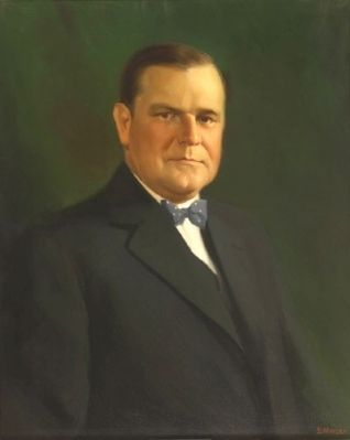 Governor John W. Martin image. Click for full size.