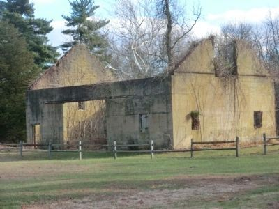 Atsion Mansion-Barn image. Click for full size.