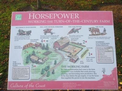Horsepower Marker image. Click for full size.