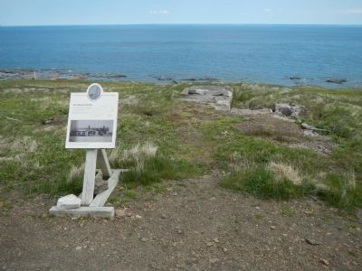 The Marconi Station Marker image. Click for full size.