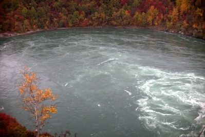 A Portion of the Whirlpool Rapids Gorge image. Click for full size.