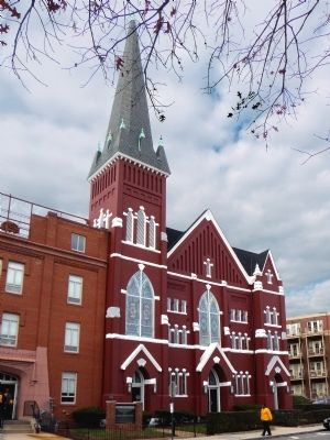 Vermont Avenue Baptist Church image. Click for full size.