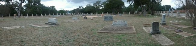 Cedar Park Cemetery image. Click for full size.