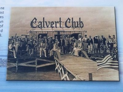 Calvert Club image. Click for full size.
