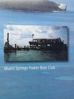 Miami Springs Power Boat Club image. Click for full size.