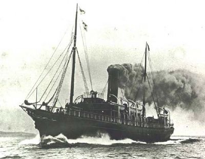SS Bruce image. Click for full size.