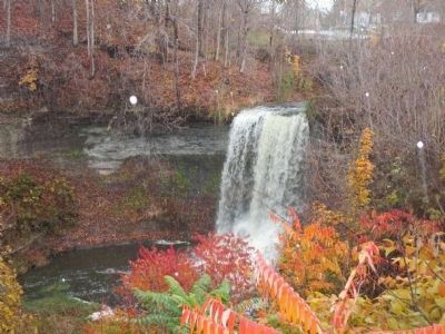 Wolcott Falls image. Click for full size.