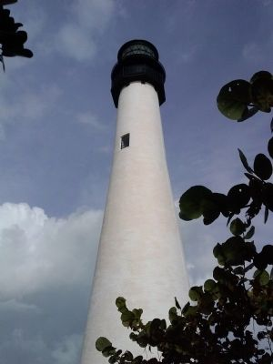Close-up of Lighthouse image. Click for full size.