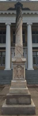 Civil War Monument (North Face) image. Click for full size.
