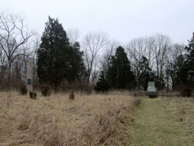 Horace Mann Memorial Site image. Click for full size.