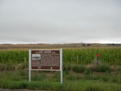 Fort Laramie National Historic Site Marker image. Click for full size.