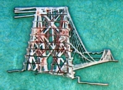 Upper Suspension Bridge image. Click for full size.