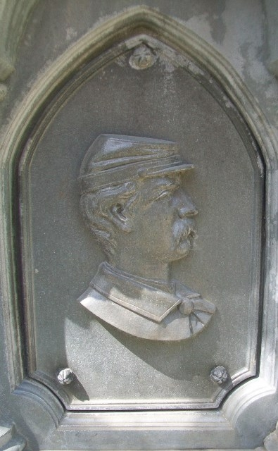 Civil War Memorial Panel