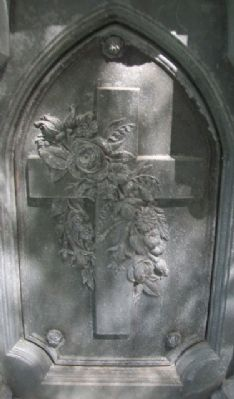 Civil War Memorial Panel image. Click for full size.