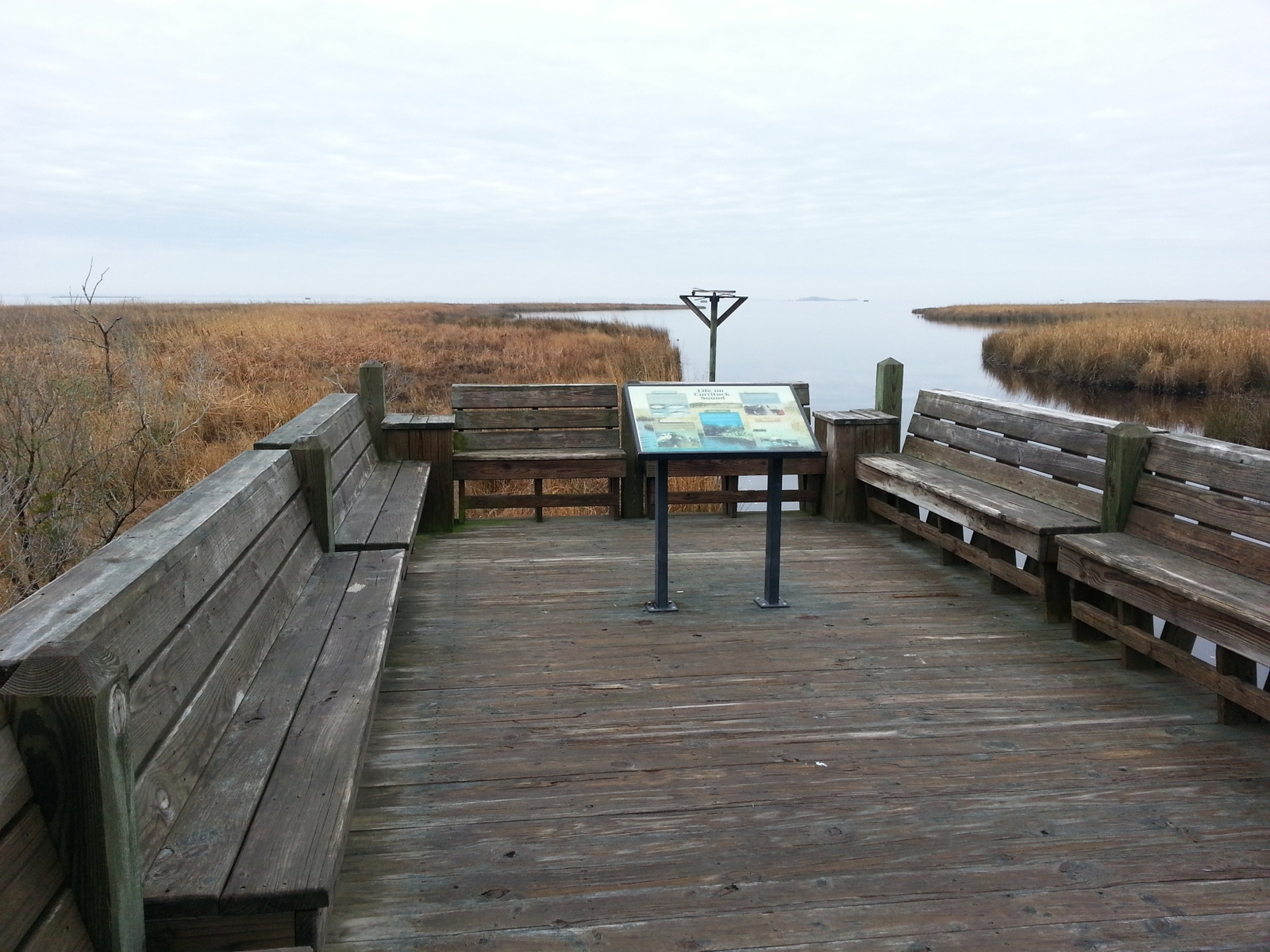 Life on Currituck Sound Marker