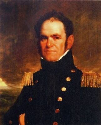 Commodore John Rogers image. Click for full size.