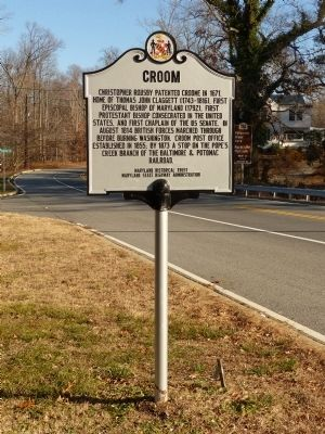 Croom Marker image. Click for full size.