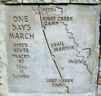 Pike's Route One DayMarker image. Click for full size.