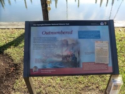Outnumbered Marker image. Click for full size.