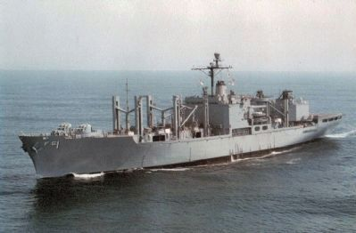 USS Mars (AFS-1) image. Click for full size.