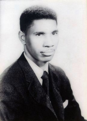 Medgar Evers, 1925 – 1963. image. Click for full size.