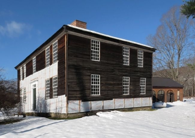 Theron Boyd House (1786) image. Click for full size.