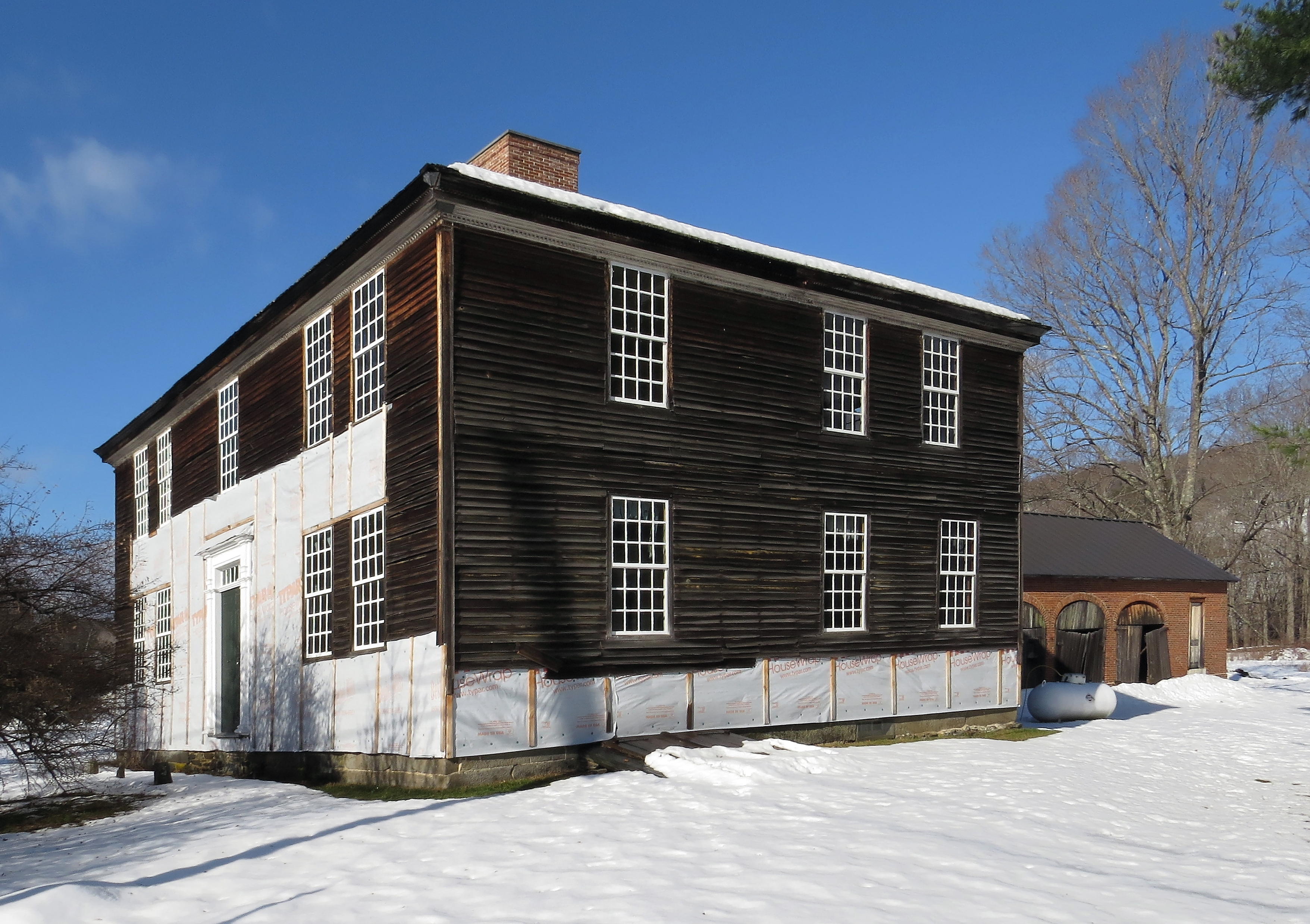 Theron Boyd House (1786)