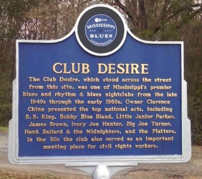 Club Desire Marker image. Click for full size.