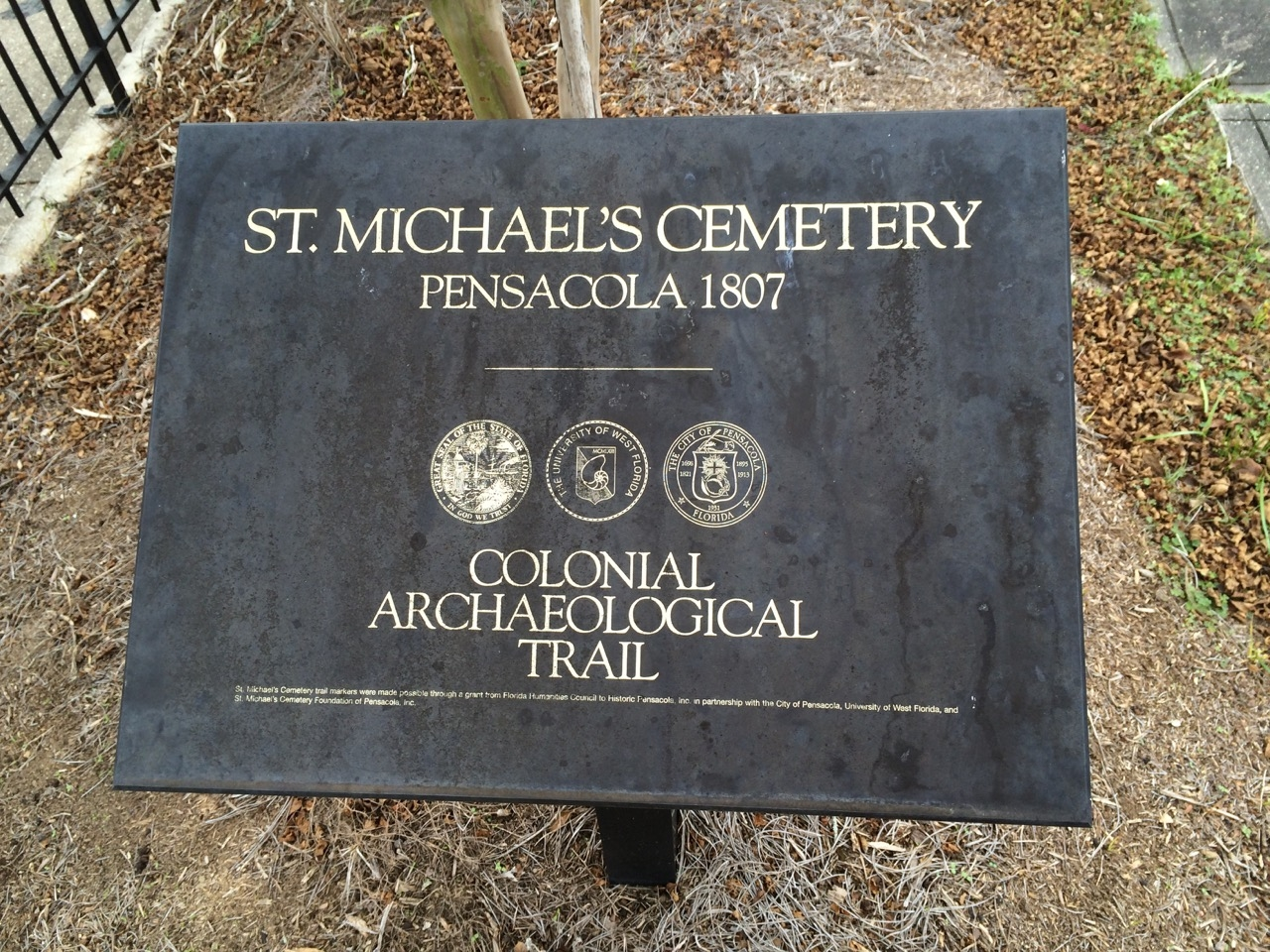 Colonial Archaeological Trail - St. Michael
