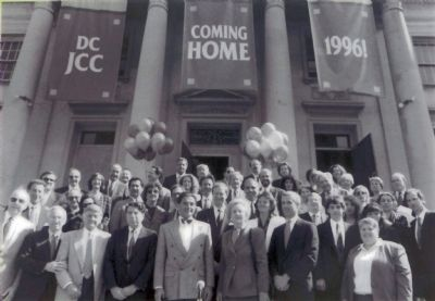 DCJCC re-opening<br>1996 image. Click for full size.