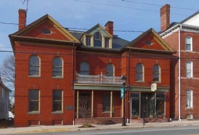 Hagan House<br>6-8 Frederick Street image. Click for full size.