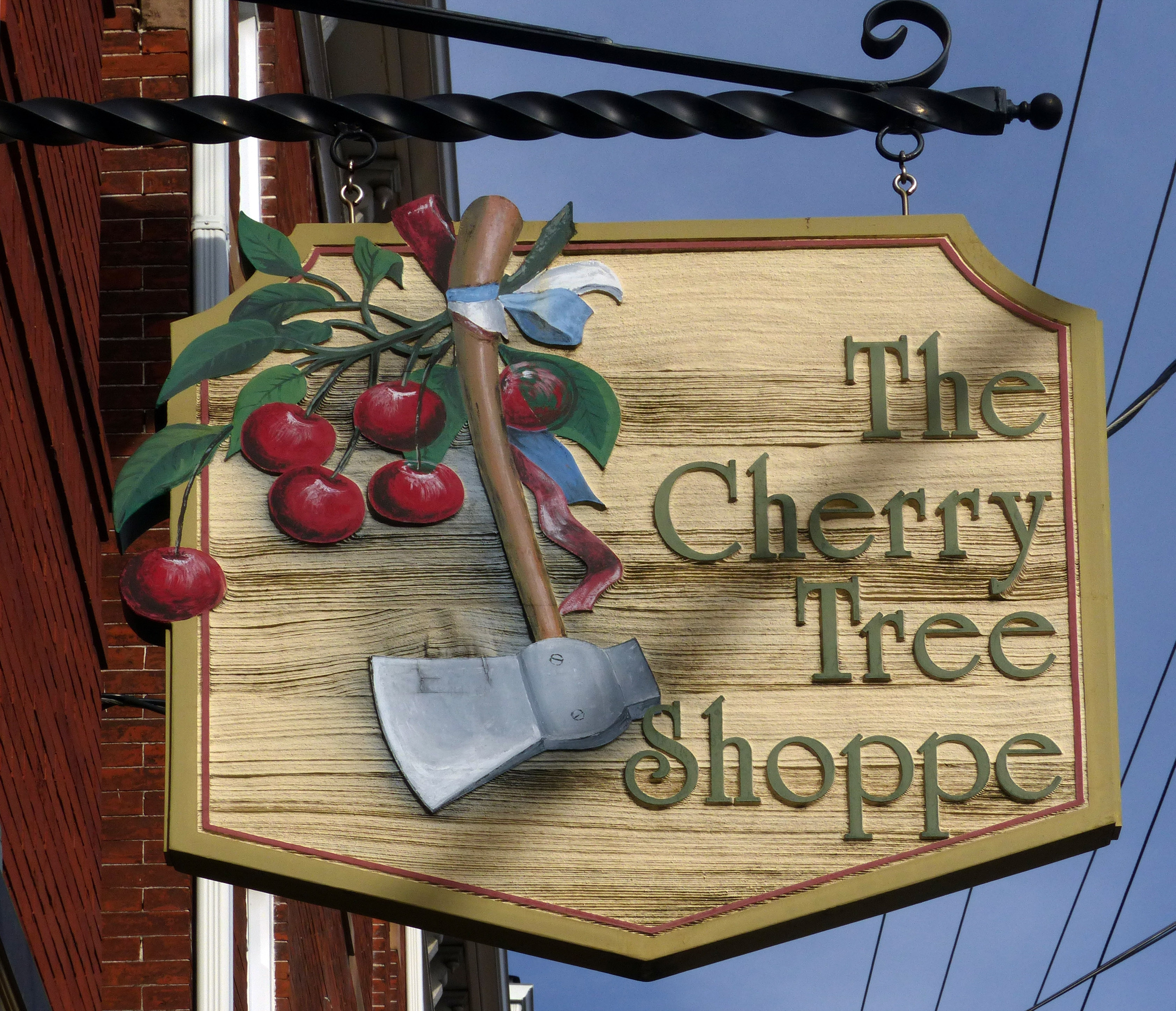 The Cherry Tree Shoppe