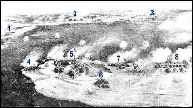 Artillery Duel image. Click for full size.