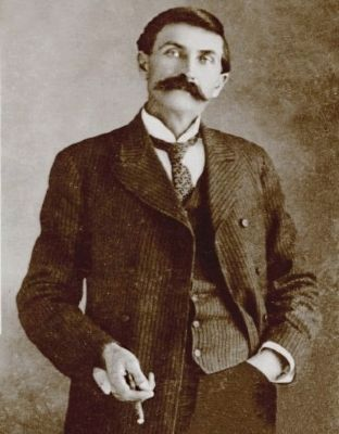 Pat Garrett image. Click for full size.