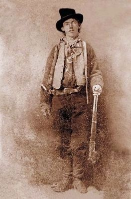 Billy the Kid image. Click for full size.