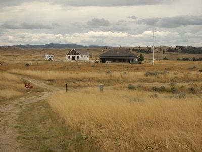 Fort Fetterman image. Click for full size.