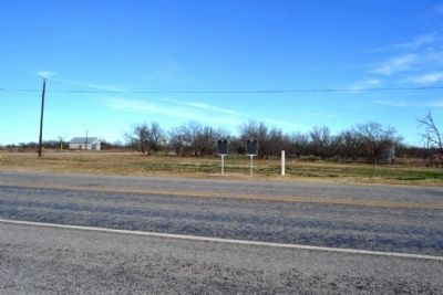 View to East Across State Highway 6 image. Click for full size.
