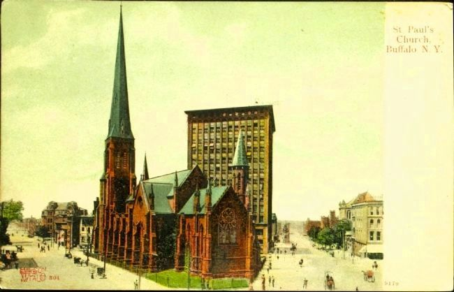 <i>St. Paul&#39;s Church, Buffalo, N.Y.</i> image. Click for full size.